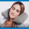 Inflatable Traveling Pillow-NA492