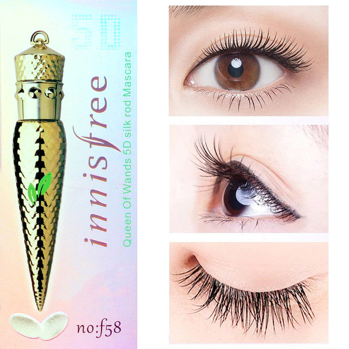 Innisfree 5D Silk Rod Mascara-NA6948