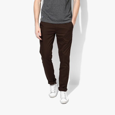 "Men's "" Sorbino"" Stylish Strech Cotton Denim-Bistre-ND09"