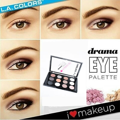 I Heart Make Up Eye Palette-SK0282