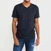 brandsego - Beverly Hills V Neck Half Sleeve Tee Shirt For Men-BE8202