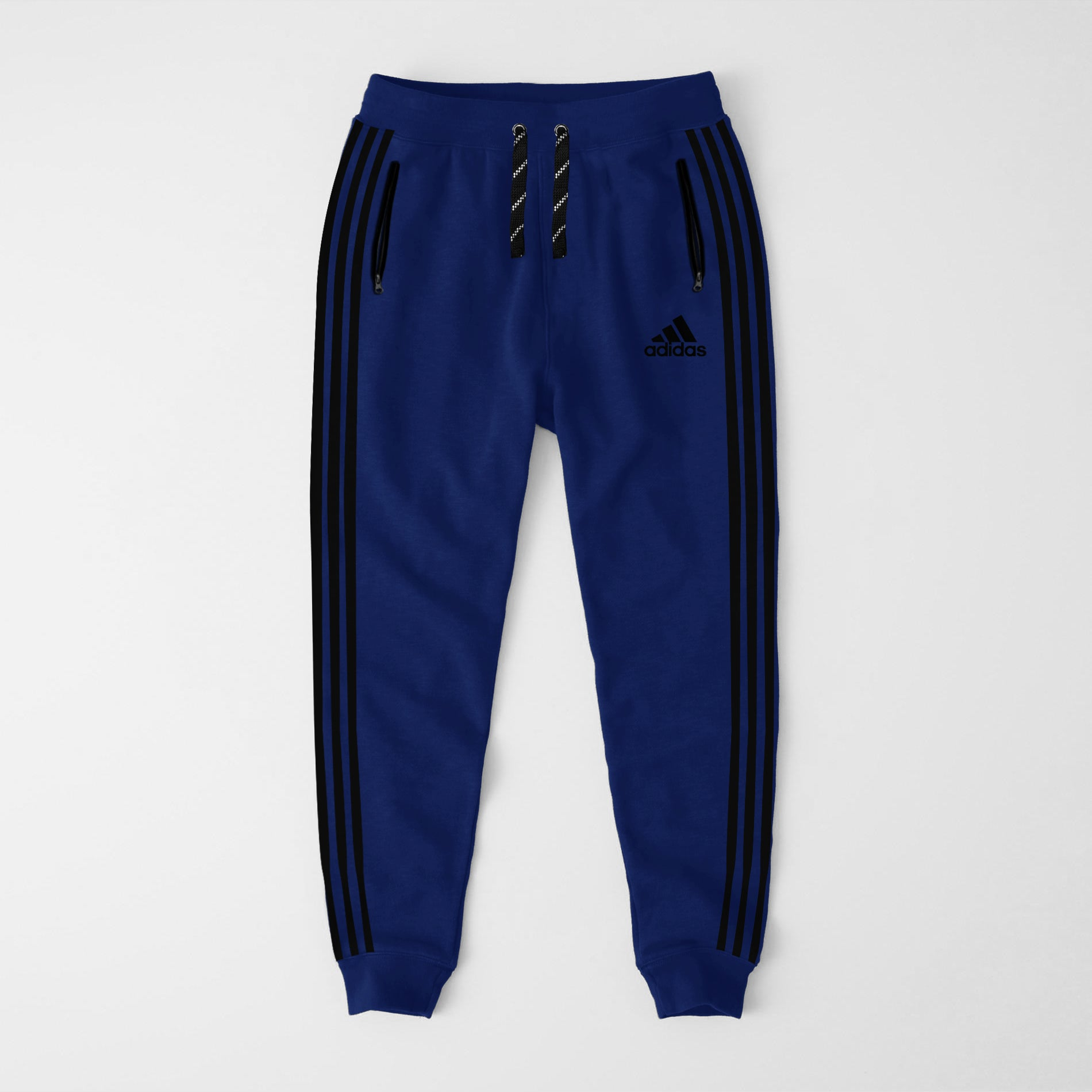 Adidas Single Jersey Slim Fit Jogger Trouser For Men-Royal Blue-NA8242