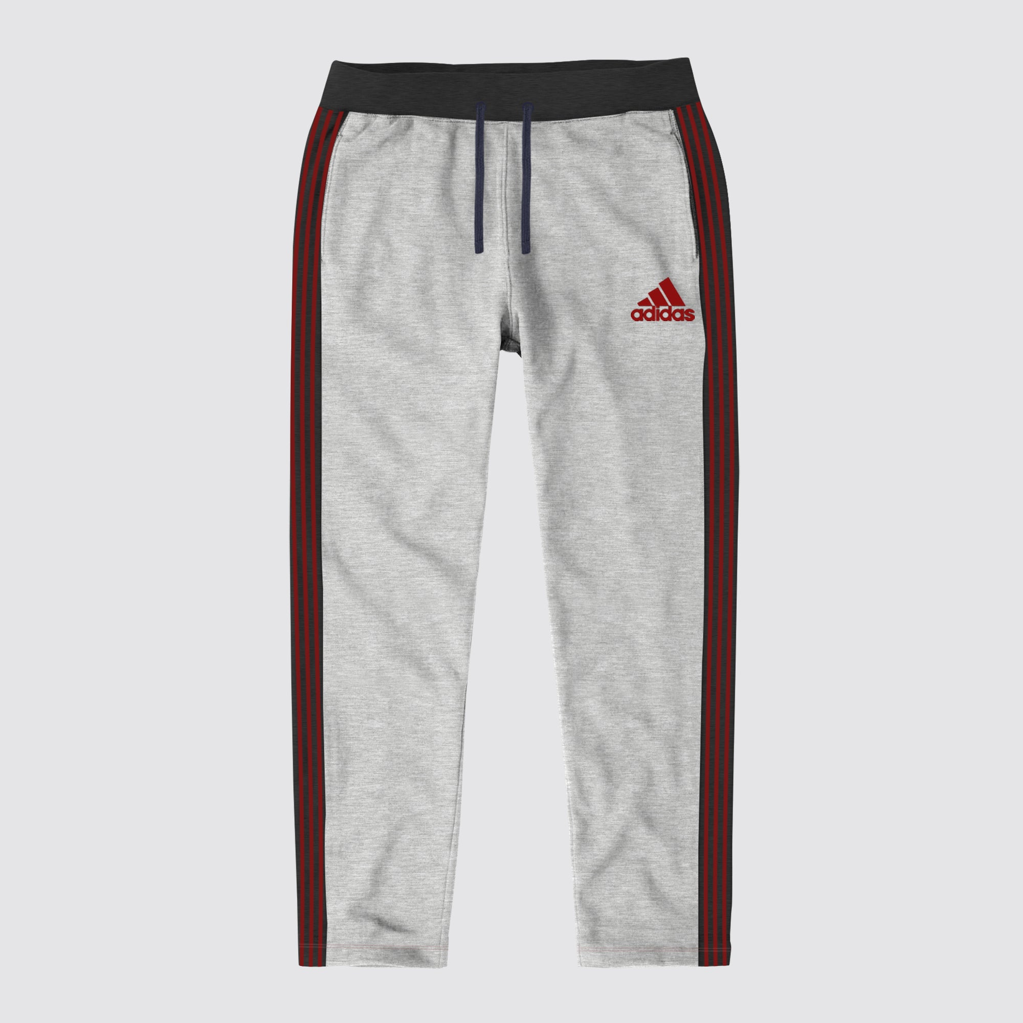 Adidas Single Jersey Regular Fit Trouser For Men-BE8684