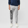 Adidas Terry Fleece Slim Fit Jogger Trouser For Men-Grey Melange-NA10275