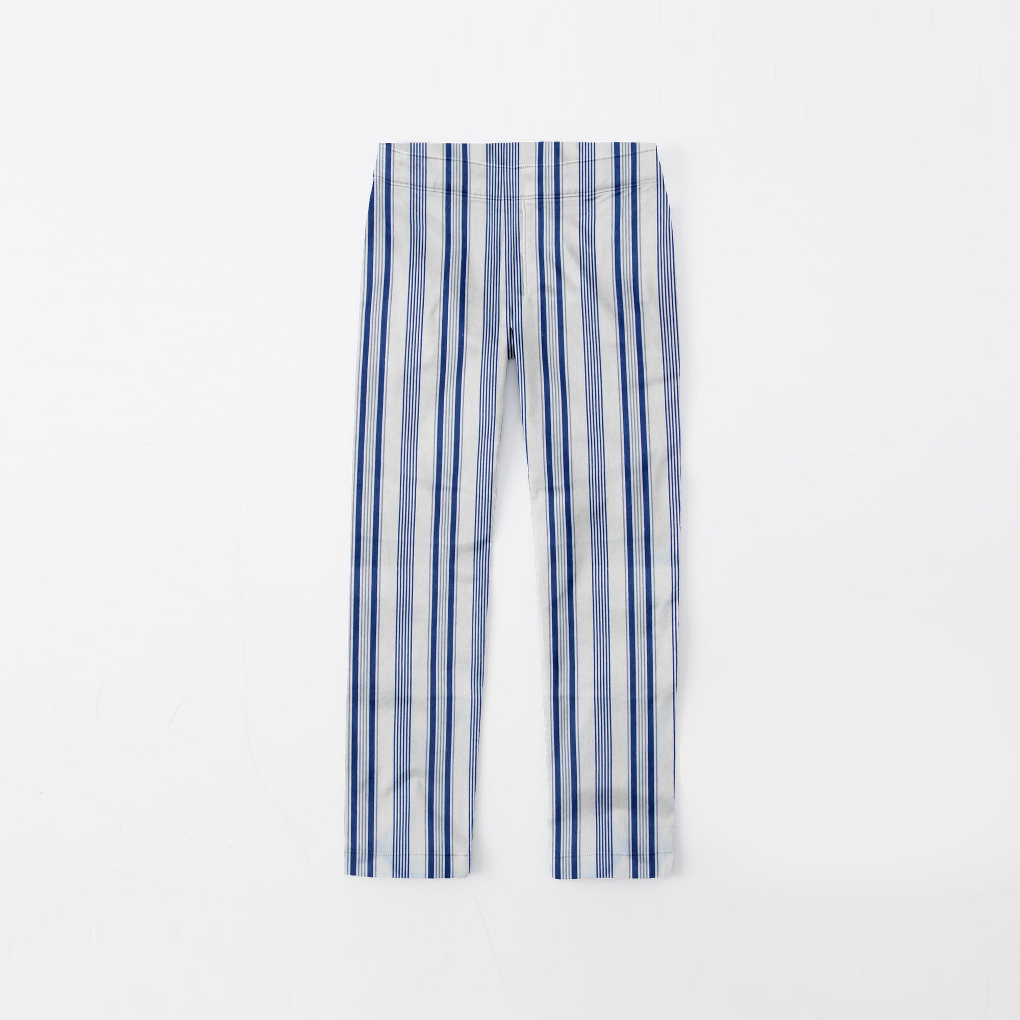 Zara Man Slim Fit Flannel Trouser For Kids-Stripes With Stripes-SP356