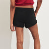 brandsego - Next Terry Fleece Short For Ladies-Black-NA8237