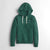 Fat Face Fleece Pullover Hoodie For Women-Cyan Green-NA6863
