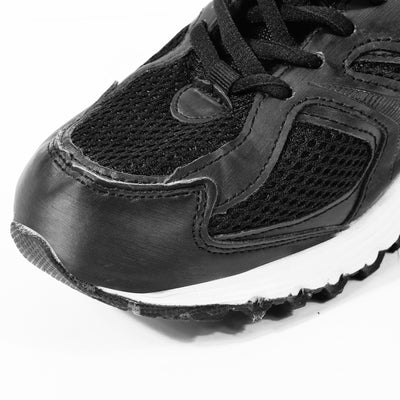Keuueth Diligent Sports Shoes For Men-Black-NA6902