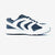 Keuueth Diligent Sports Shoes For Men-White & Cyan Blue-NA6873