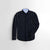 ZB Premium Slim Fit Casual Shirt For Boys-Dark Navy-NA11947