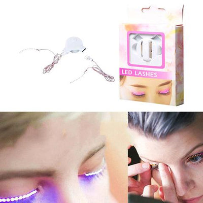 Led Eyelashes-Assorted Color-NA6571