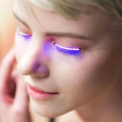 brandsego - Led Eyelashes-Assorted Color-NA6571