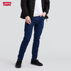 LEVI'S Slim Fit Stretch Denim For Men-Dark Blue-Levis 14