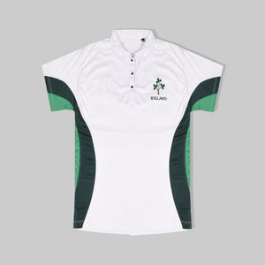 LRF Sports Rugby Polo Shirt For Boys-White-NA1414