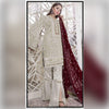Lawn Collection Lawn 3 Piece Un-stitch Suit For Ladies-NA8770