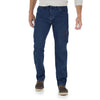 Big & Tall Leathertex-lberica Cargo Denim For Men-Navy-BE4045
