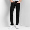 brandsego - Lee Cooper Slim Fit Stretch Denim For Men-Jet Black-NA8844