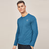 brandsego - Beverly Hills Single Jersey Long Sleeve Tee Shirt For Men-BE8141