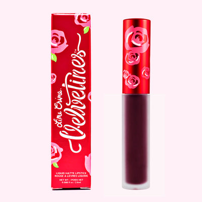 Lime Crime Liquid Matte Lipstick- NA7028