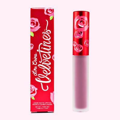 Lime Crime Liquid Matte Lipstick-FADED-NA7022