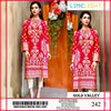 Lime Light Lawn Collection 2 Piece Un-stitch Suit For Ladies-NA8911