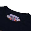 M&S Crew Neck T Shirt For Men-Dark Navy-NA834