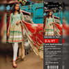 Maria B Lawn Collection 3 Piece Un-stitch Suit For Ladies-NA8840
