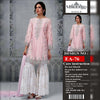 Maria B Lawn Collection 3 Piece Un-stitch Suit For Ladies-NA8838