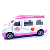 Metal Toy Barbie Car For Kids-SK006