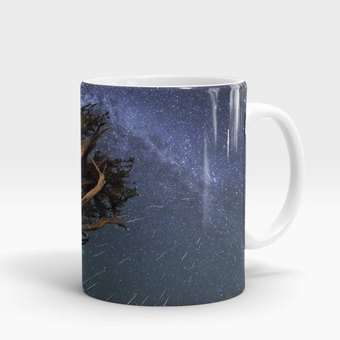 Meteor Shower Printed Mug-NA5821