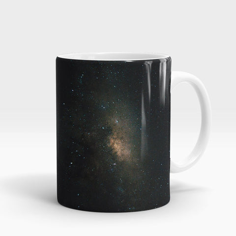 Milky Way Galaxy Printed Mug-NA5796