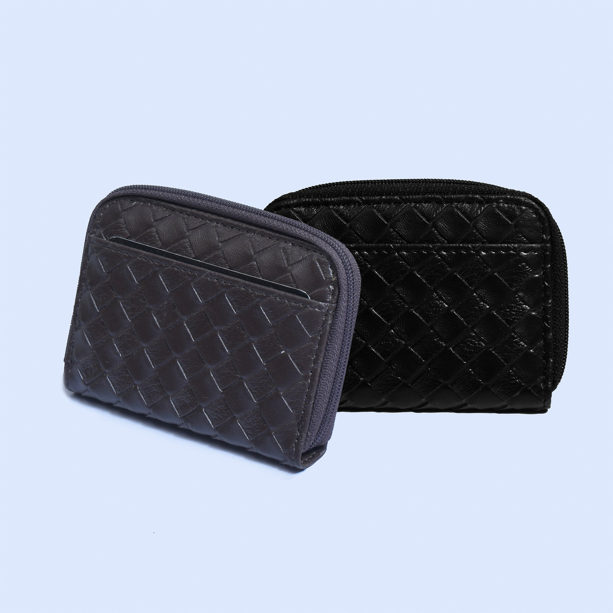 Mini Leather Wallet For Women-NA8037