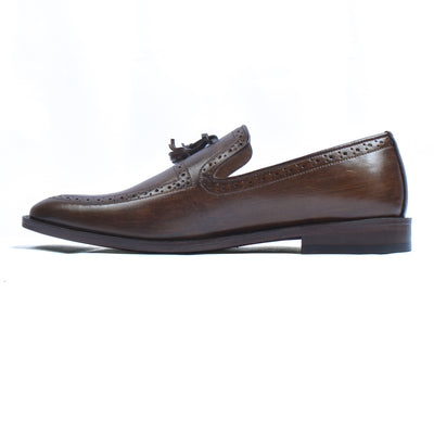 brandsego - Moccinoo MENS LUXURY SHOES FINEST LEATHER-NA9286