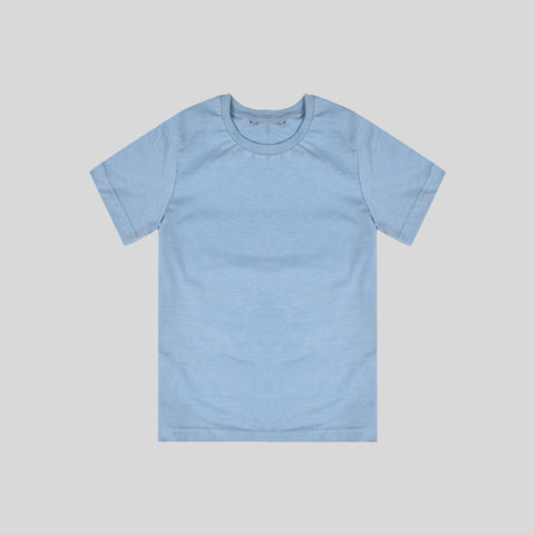 NEXT Half Sleeve Single Jersey T Shirt For Boys-Blue-NA1252