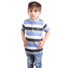 NEXT Polo Shirt For Kids-Striped-BE4348