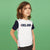 NEXT Single Jersey T Shirt For Kids-White & Dark Navy-BA00220