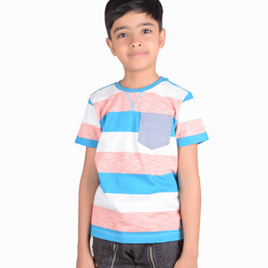 NEXT T Shirt For Kids-Stripe-BE4357
