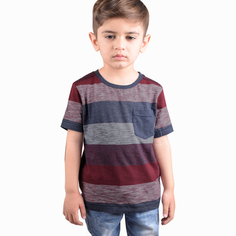 NEXT T Shirt For Kids-Striped-BE4361