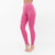 NK Leggings For Women-Pink-NA11064