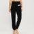 NK Fleece Slim Fit Trouser For Ladies-Black-NA10311
