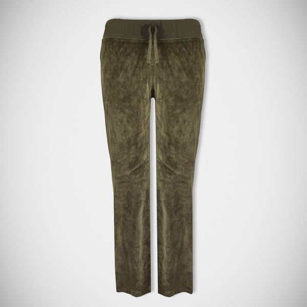 "Ladie's ""Play Girl"" Velvet Trouser-VT07"