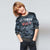 NYC Fleece Sweatshirt For Kids-All Over Camo Printed-NA6612