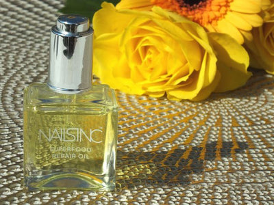 brandsego - Nailsinc Superfood Repair Oil For Nails-NA6232
