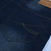 brandsego - Nancy &Denim Slim Fit Non Stretch  Grinded Denim For Men-(S23)-Blue Faded-NA9405