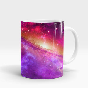 Nebula Star Light Printed Mug-NA5800