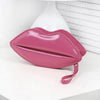 brandsego - TEXU Lips shape Pu Leather Women's Clutches-NA9232