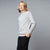 Next Crew Neck Fleece Sweatshirt For Kids-Grey-NA6594