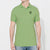 Next P.Q Polo Shirt For Men-Light Green-BE4588