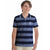 Next Sing Jersey Polo Shirt For Kids Navy With Stripe-BA00300