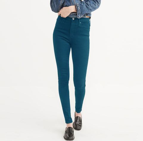 OLD NAVY Stretch Skinny Fit Denim For Ladies-Ferrozi-BE4130